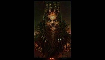 十殿阎王十殿阎罗也叫阎罗王,阎魔王,阎罗,意译为缚,缚有罪之人也.