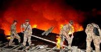 香格里拉大火事件