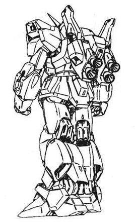高达mk-Ⅱ
