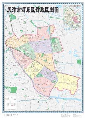 我想要天津市地图