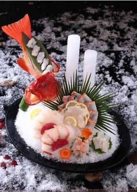 生吃海鲜图片大全