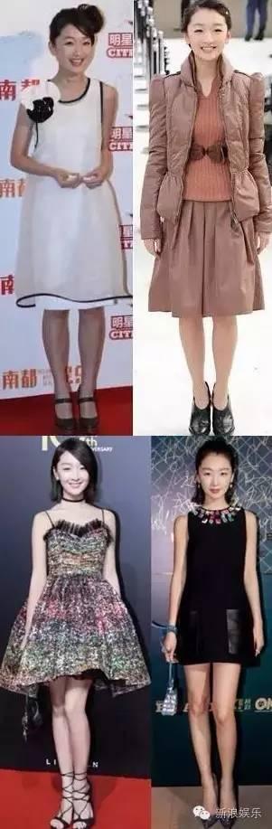 """看脸更看腿,这些女明星有一个共同的名字叫""""腿玩年""""!"""