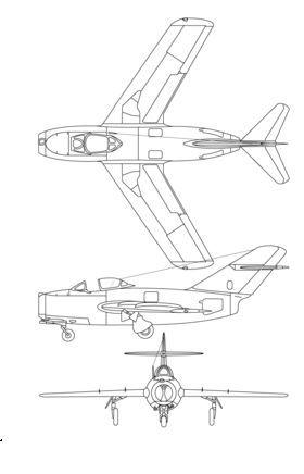 米格-15战斗机
