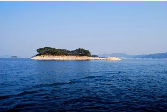 千岛湖水下古城