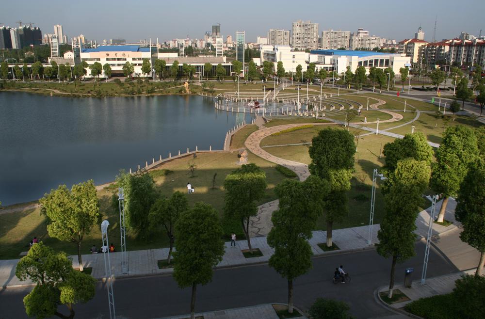 湖南文理学院西院新校区有几个宿舍