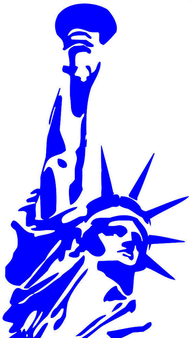 自由女神像