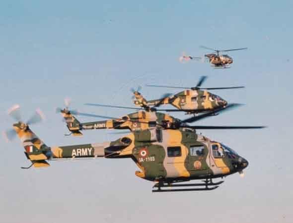 印度alh直升机