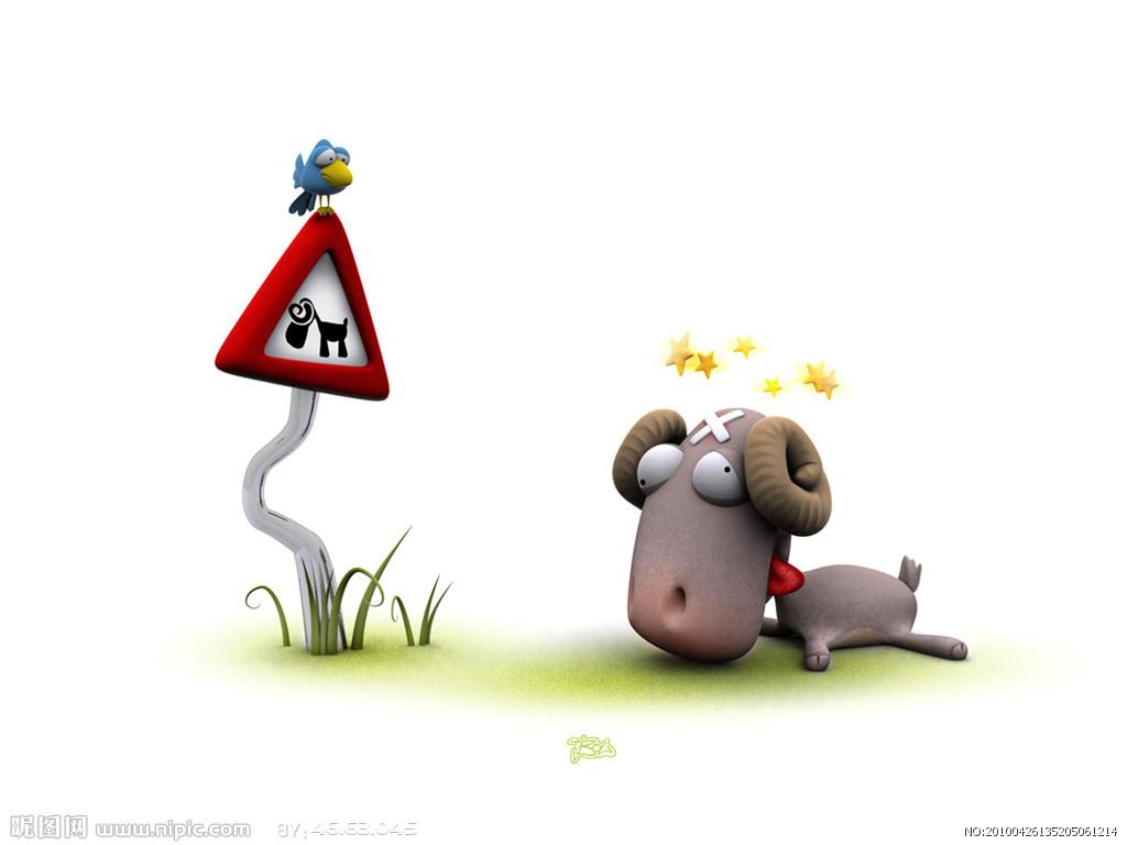 进而介绍了卡通动物画的基础知识,着重介绍了夸张和变形,卡通动物造型