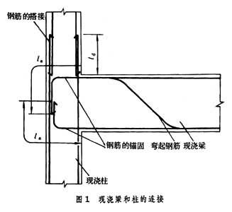 钢筋混凝土结构的连接