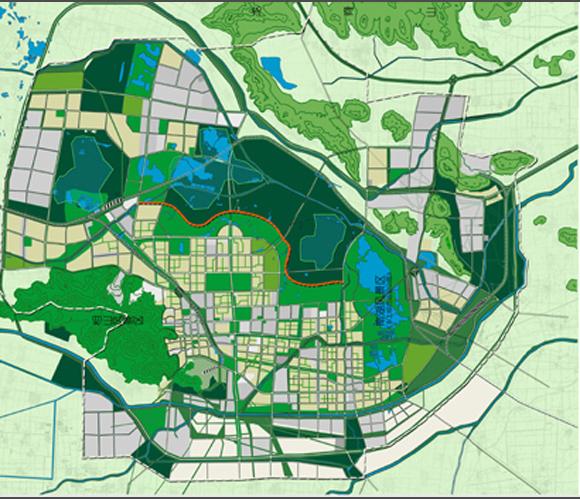 城市绿地系统规划