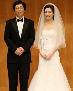 刘在石罗恩婚礼
