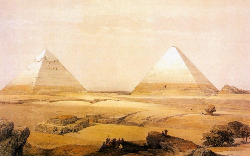 世界上四大文明古国中图片