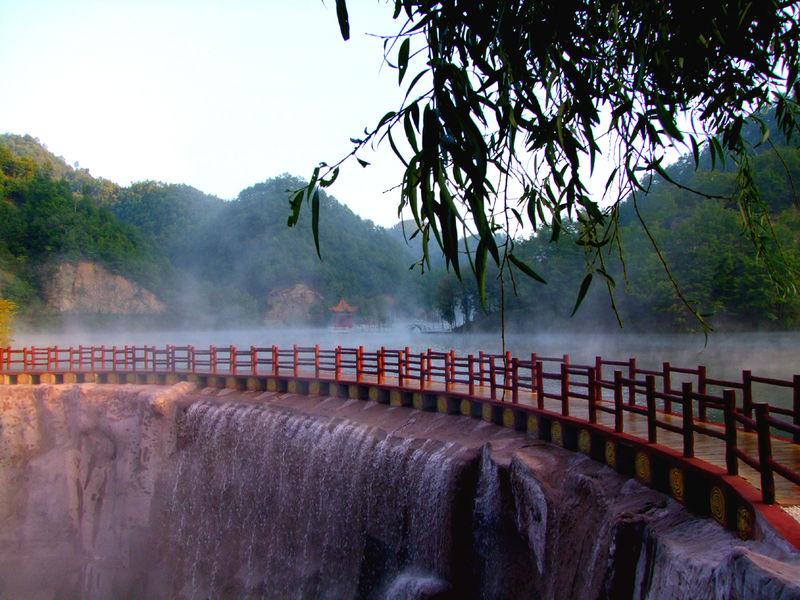 风景图片江西丰城