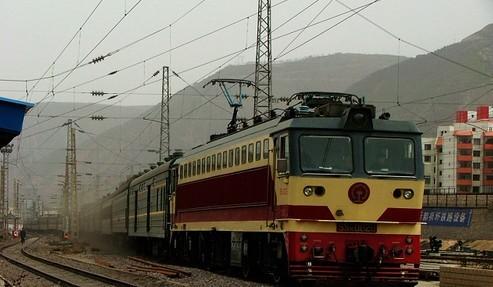 韶山7c型电力机车,代号ss7c