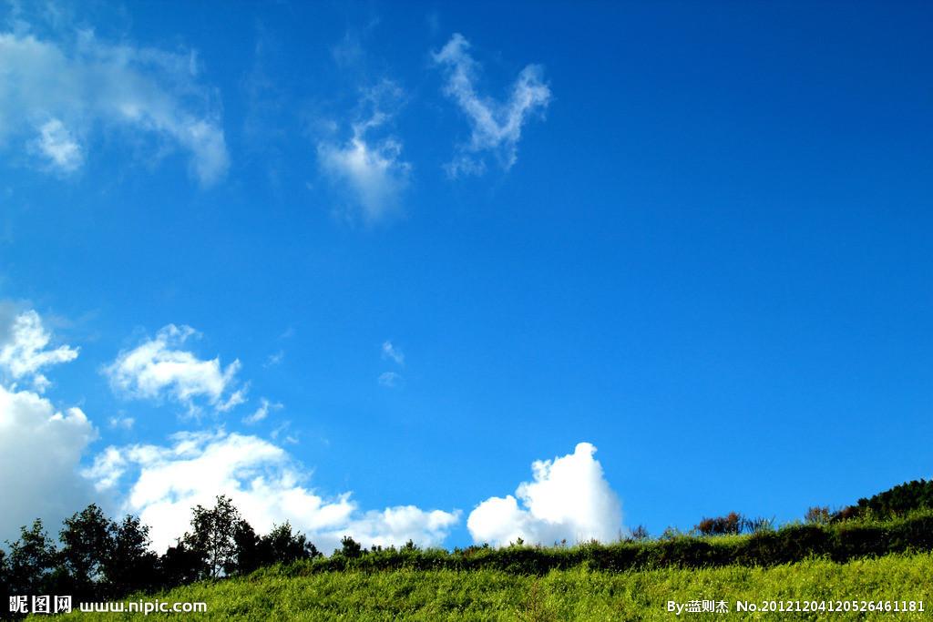 蓝色天空_360百科