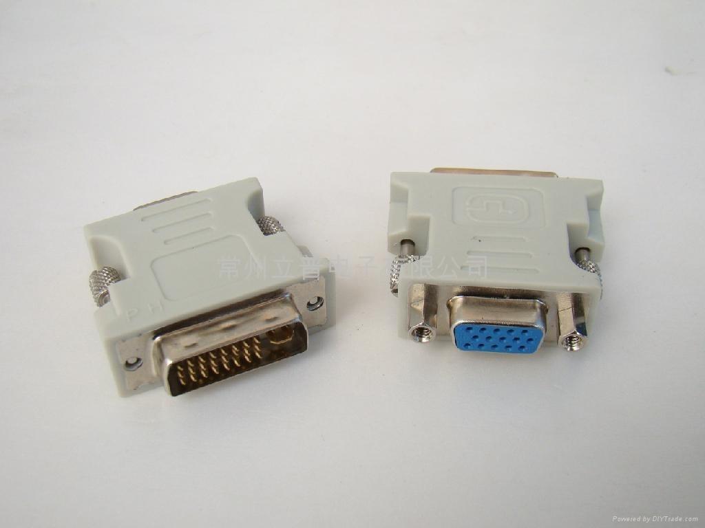 VGA (Video Graphics Array,视频图形阵列):是IBM于1987年提出的一个使用类比讯号的电脑显示标准。这个标准已对于现今的个人电脑市场已经十分过时。即使如此,VGA仍然是最多制造商所共同支援的一个低标准,个人电脑在加载自己的独特驱动程式之前,都必须支援VGA的标准。例如,微软Windows系列产品的开机画面仍然使用VGA显示模式,这也说明其分辨率和载色数的不足。VGA这个术语常常不论其图形装置,而直接用于指称640480的分辨率。 XGA (Extended Graphics Ar