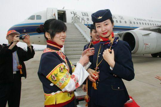 争取天天有航班往返,还将开通兴义至广州等地的航线