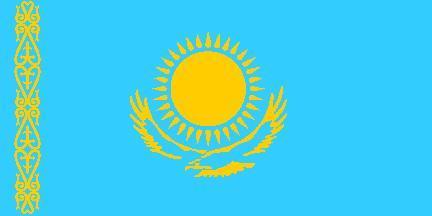 哈萨克斯坦国旗头像