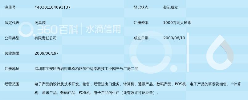 深圳市一博电路有限公司